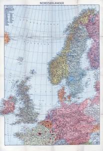 Schlag nach über Skandinavien - 3200K - 2000x3000